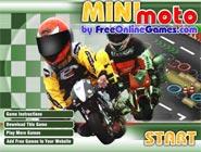 MiniMoto Yarışı
