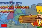 Gemileri Karada Yürütme Oyunu (İstanbul Fetih2)