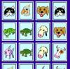 Hafıza Oyunu 6 Hayvanları Eşleştirme