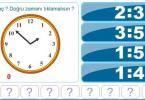 Bil Bakalım Saat Kaç