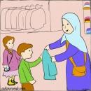 Çocuk ve Ramazan 28. Gün Heyecanı Bayramlık Almak Kolay Mı?