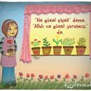 Allah Ne Güzel Yaratmış Karikatürü