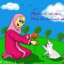 Hayvanlara Merhamet Karikatürü