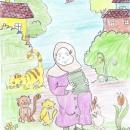 Çocukların Gözünden Ramazan Melahat Teyze'nin Hikayesi