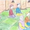 Çocuk ve Ramazan 25. Gün Heyecanı Süper TonTon'la Teravih Sonrası